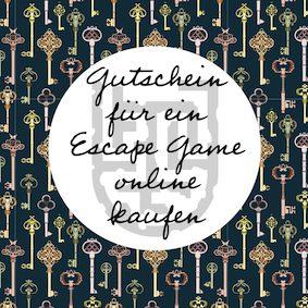 Escape Room Gutschein