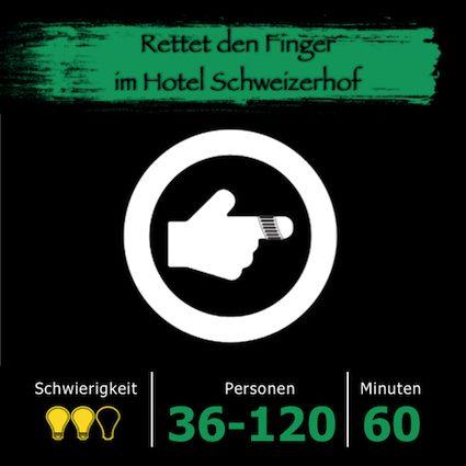 escape game hotel schweizerhof
