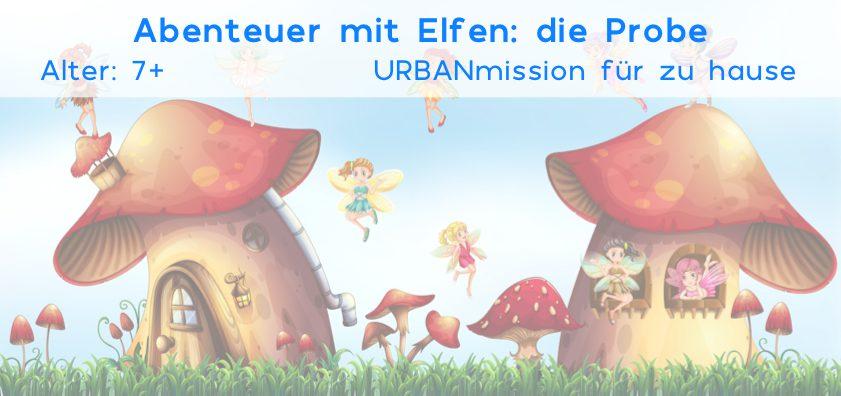 URBANmission App – Das perfekte Escape Game für Kinder ab 7 Jahre